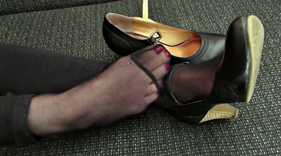 Nylon foot, Pumping