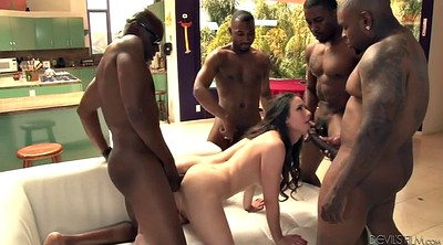 Casey calvert, Four, Monster cock, Whore, White whore, Monster black cock