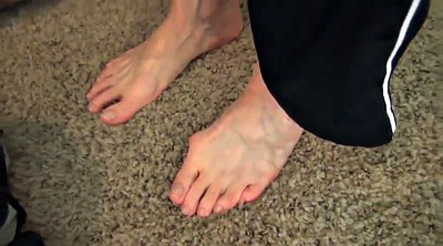 Mature foot, Feet mature