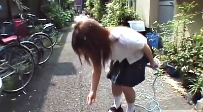 Japanese outdoor, Japanese public, Subtitles, Insertion