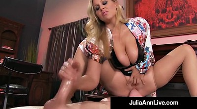 Julia ann, Young blonde, Anne
