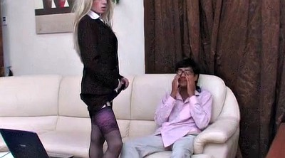 Crossdressing, Crossdresser fucked
