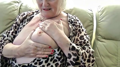 Mature, Squirting, Sofa