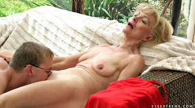 Granny creampie, Old creampie, Curly, Young blonde, Old young creampie