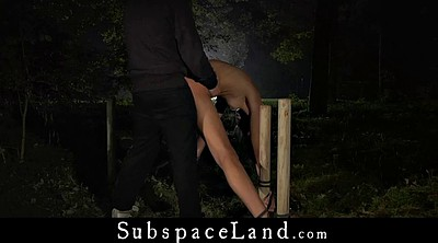 Bondage, Forest, Humiliated