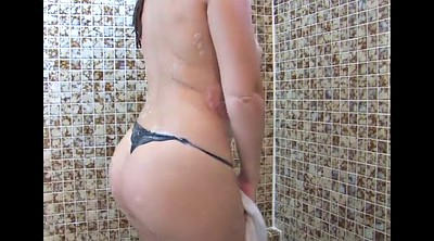 Shower, Granny bbw, Bbw shower