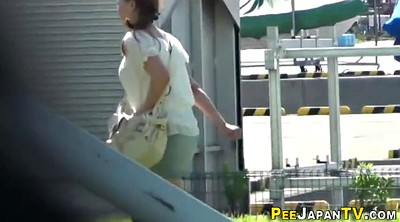 Japanese outdoor, Japanese public, Outdoor pee