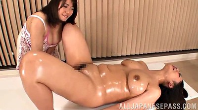 Asian massage, Asian lesbian massage
