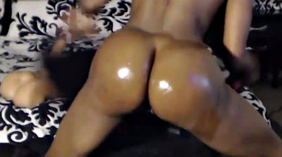 Squirt, Girl, Black booty