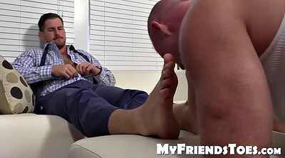Virgin, Foot massage
