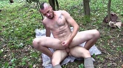 Old and young, Outdoor masturbation, Old and young gay, Old daddy, Gay old young, Young fuck