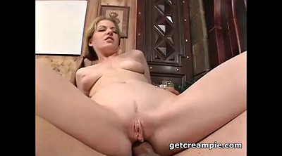 Ass to mouth, Mouth creampie
