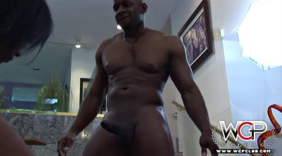 Creampie, Black man