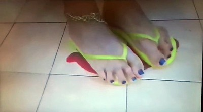 Trampling, Trample, Spanked and fingered