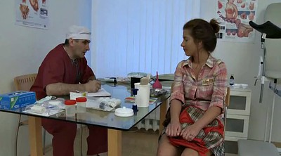 Doctor, Russian gay, Doctor anal, Curly hair, Gay doctor, Curly