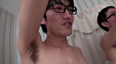 Hand, Japanese group, Japanese swallow, Nerd, Japanese sex