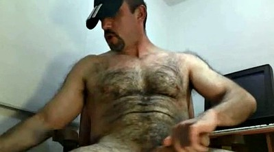 Bear, Gay bear, Daddy bear, Bear masturbation