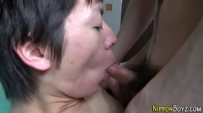 Asian anal, Twinks