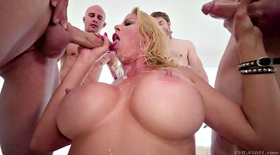 Group sex, Alexis fawx
