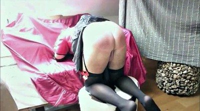Spanked, Crossdress
