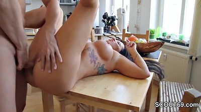 Step mom, Mom n son, Son big cock, Mom blowjob
