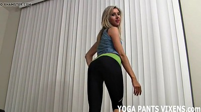 Pants, Yoga pants, White pants, Yoga pant, Show pussy