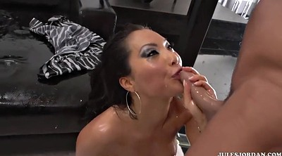 Asa akira, Japanese massage, Japanese blowjob