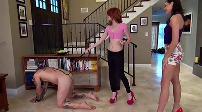Whipping, Femdom mistress