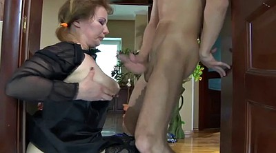 Old and young, Young bbw, Mature and young boy
