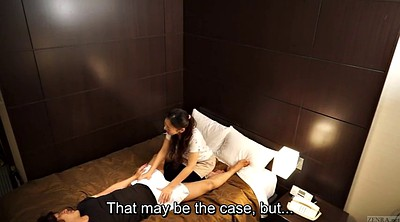 Japanese massage, Japanese office, Surprise, Hotel, Subtitle, Massage japanese