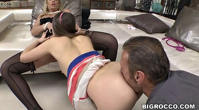 Spanked, Russian milf