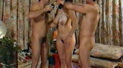 Hairy pussy, Vintage double, Vintage anal