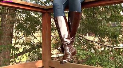 Boots, Boot, Leather
