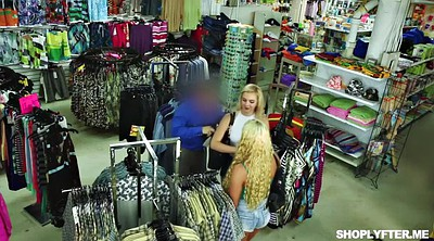 Shoplifting, Shoplift, Karlee, Punish teen