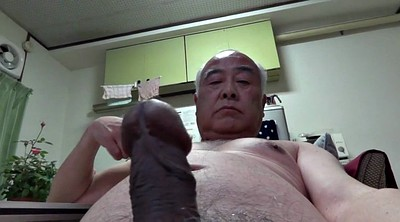 Old man, Naked, Japanese old, Japanese granny, Granny masturbation, Asian granny