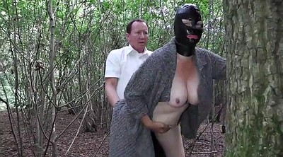 Forest, Stranger, Outdoor wife