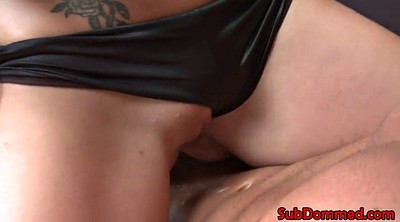Femdom riding, Female muscle