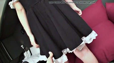 Uncensored, Japanese uncensored, Japanese cosplay, Subtitles, Japanese maid, Uncensored japanese