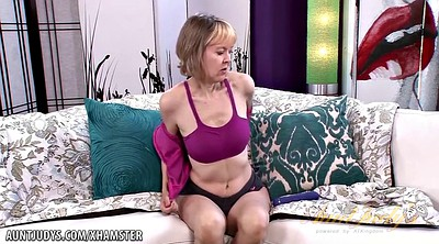 Mature, Vibrator mature, Public masturbation, Out