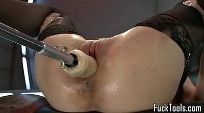 Busty milf, Solo squirt, Solo orgasm, Over, Milf busty, Machine squirt