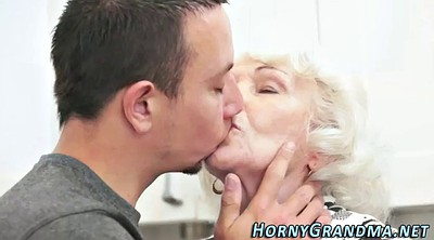 Hairy, Grandmother, Big mouth