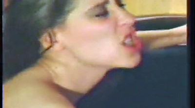 Anal threesome, Anal creampie