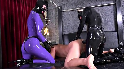 Pegging, Latex anal