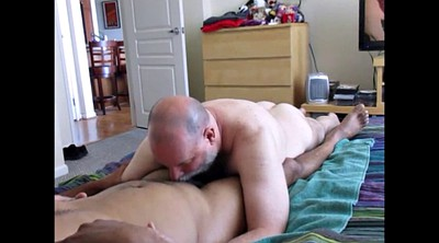 Asian milf, Asian daddy, Uncut, Interracial asian