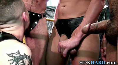 Hunk, Leather