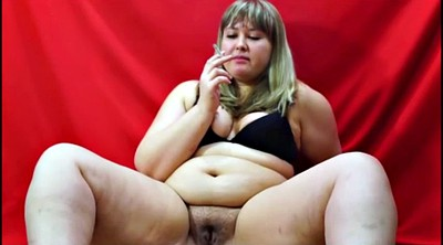 Smoking, Insertion, Insertions, Cigarette, Russian bbw, Bbw smoking