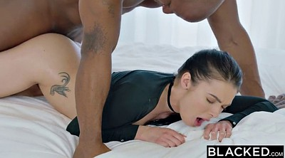 Blacked, Marley brinx, First bbc, Black cock, Big black ass