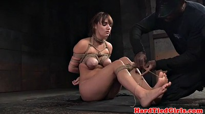 Whip, Tied, Tie, Black bdsm