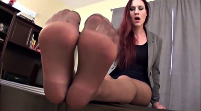 Pantyhose foot, Pantyhose fetish, Feet fetish