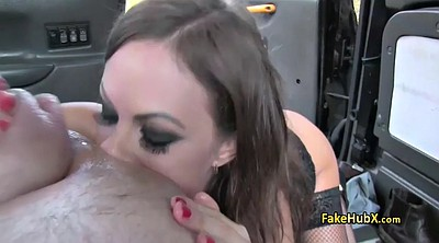 Taxi, Taxi anal, Public anal